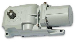 GENIUS ROLLER ATTUATORE INTERRATO 230V CANCELLI BATTENTE